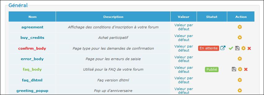 Modifier les templates de votre forum Tuto613