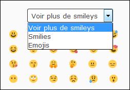 Les Smileys et Emoticônes Tuto614