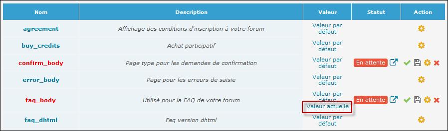 Modifier les templates de votre forum Tuto716