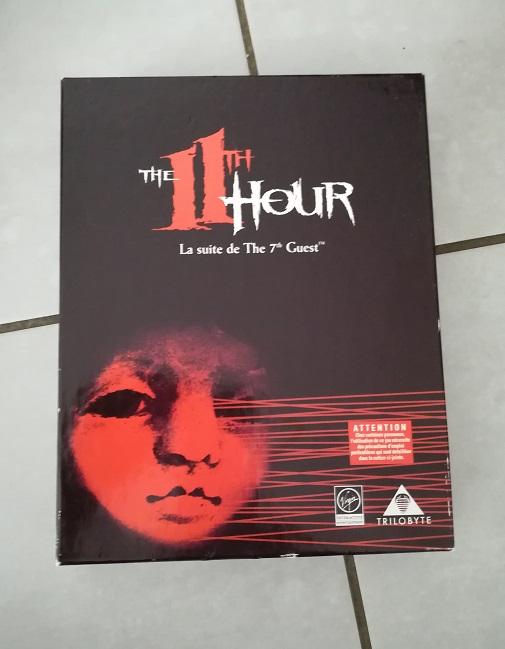 [DON] The 7th Guest et The 11th Hour sur PC -> à trouver un preneur 11thho10