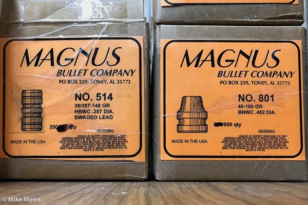 38 special ammunition Magnus10