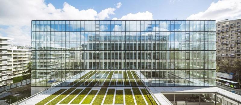 Immeuble Le Cristallin Azc-0910