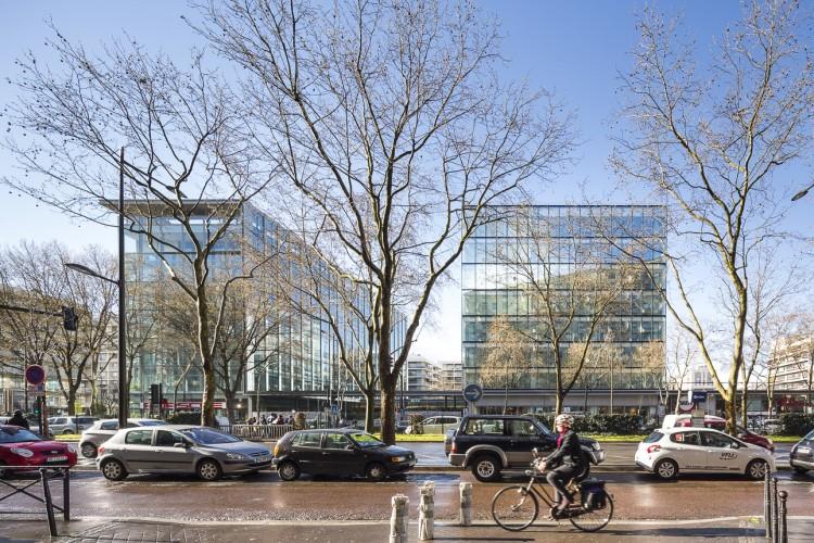 Immeuble Le Cristallin Azc-0911