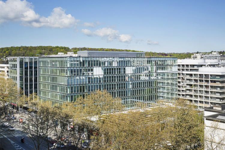 Immeuble Le Cristallin Azc-0915
