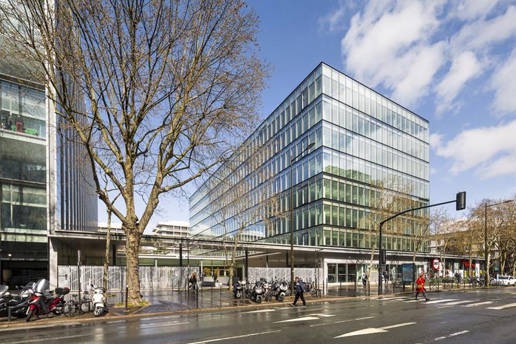 Immeuble Le Cristallin Azc-0917