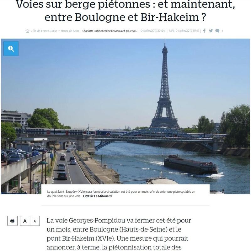 Aménagement et usages des voies sur berges à Paris Clipb110
