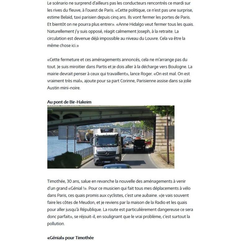 Aménagement et usages des voies sur berges à Paris Clipb112