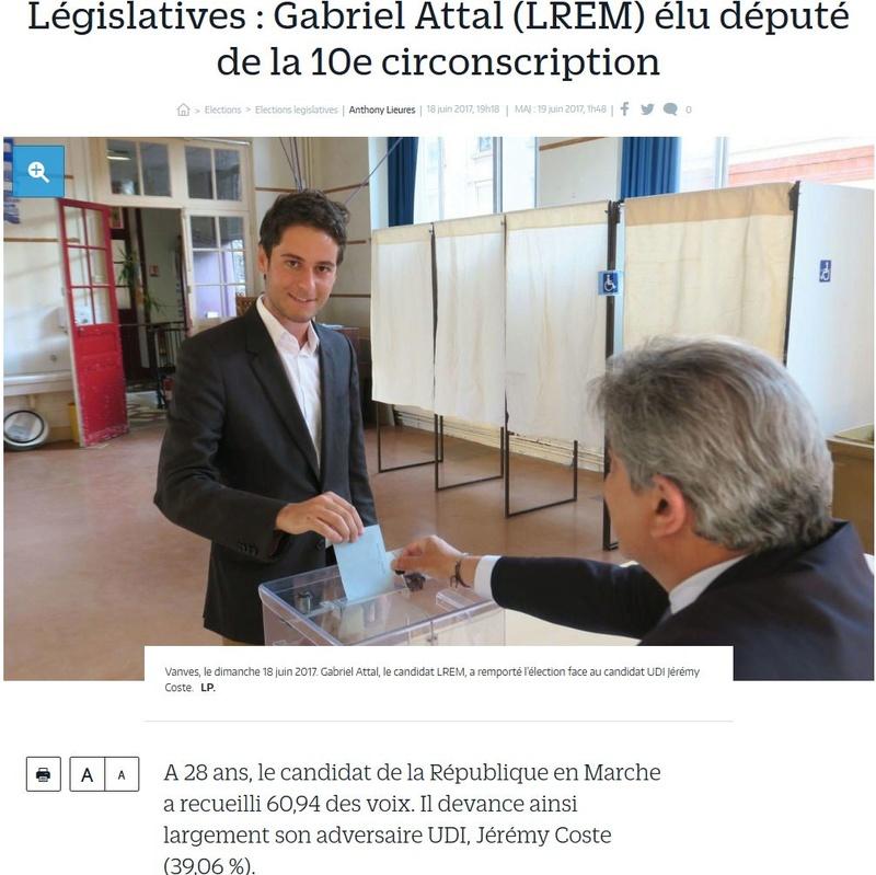 Elections législatives à Boulogne-Billancourt  Clipb125