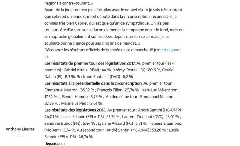 Elections législatives à Boulogne-Billancourt  Clipb127