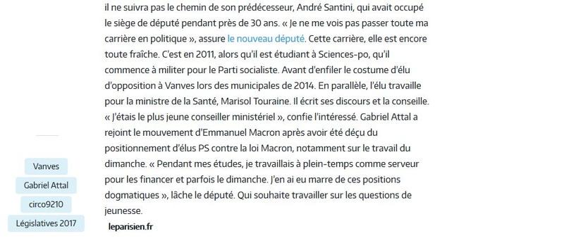 Elections législatives à Boulogne-Billancourt  Clipb129