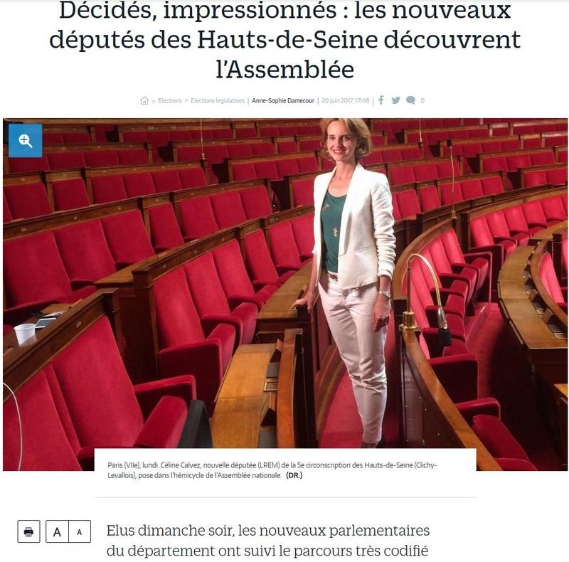 Députés des Hauts-de-Seine  Clipb142