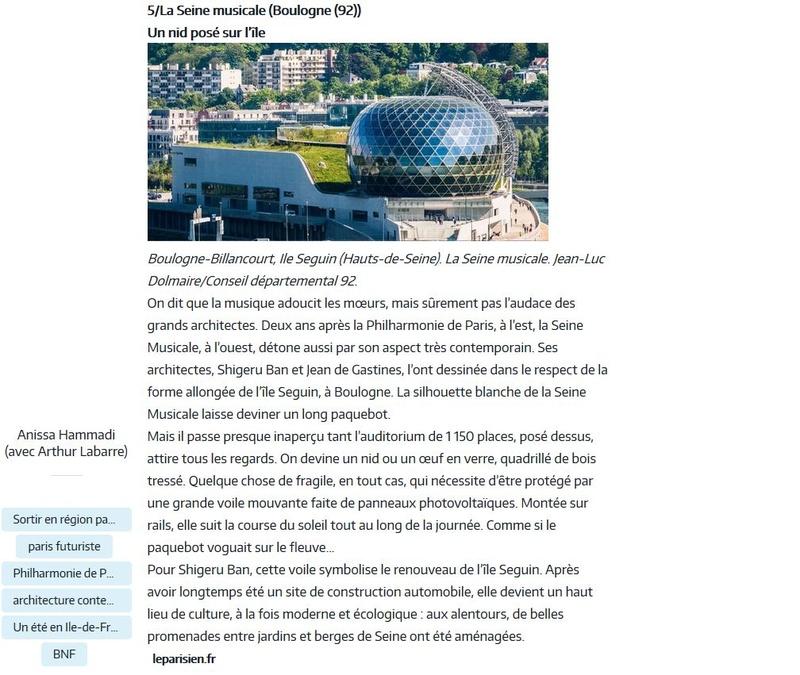 La Seine Musicale de l'île Seguin - Page 4 Clipb237