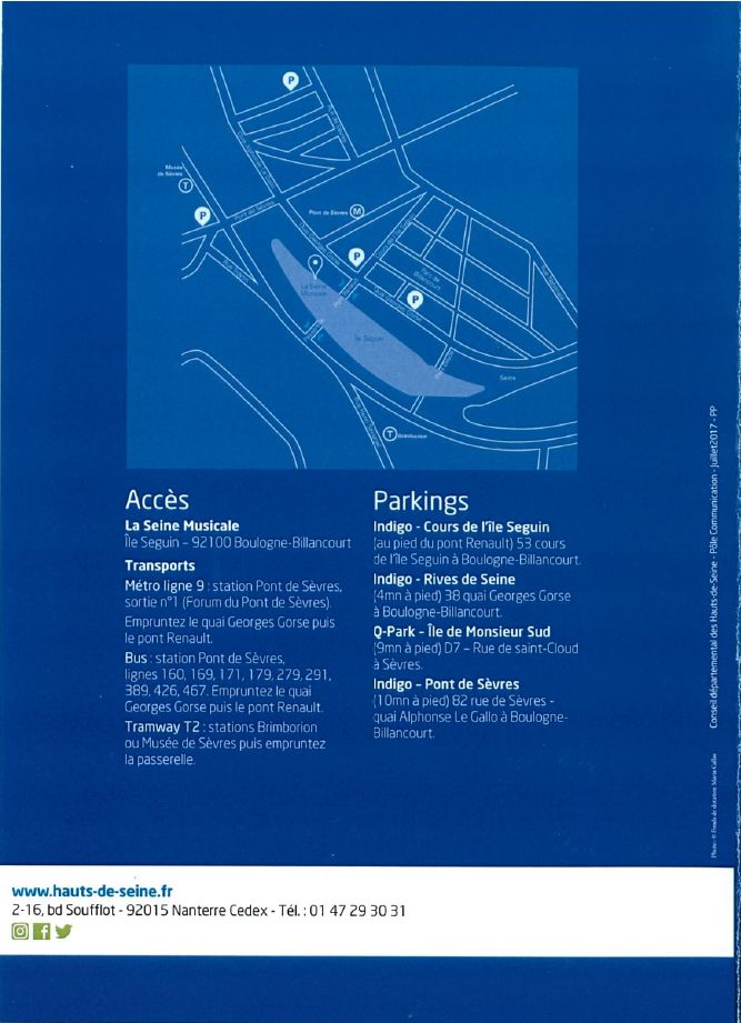 Expositions et évènements à la Seine Musicale de l'île Seguin - Page 2 Clipb264