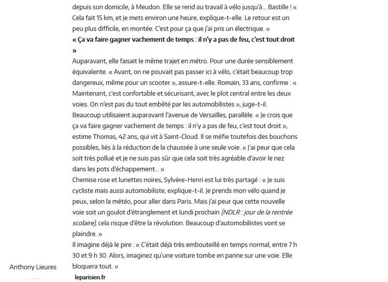 Aménagement et usages des voies sur berges à Paris Clipb273
