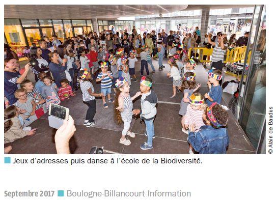 Groupe scolaire des Sciences et de la Biodiversité : informations et photos Clipb305