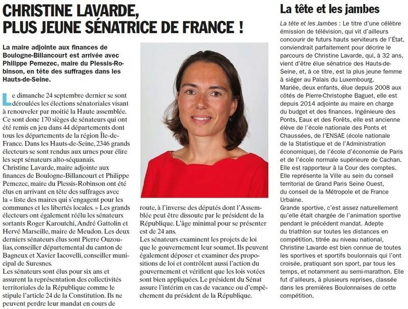 Elections sénatoriales à Boulogne-Billancourt   Clipb454