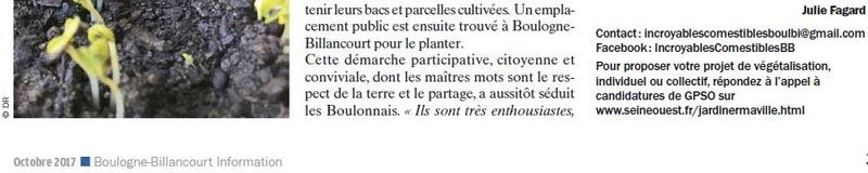 Incroyables Comestibles de Boulogne Billancourt  Clipb468