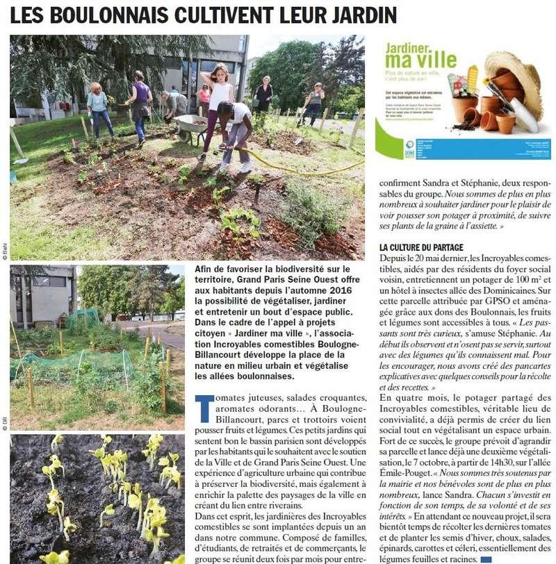 Incroyables Comestibles de Boulogne Billancourt  Clipb469