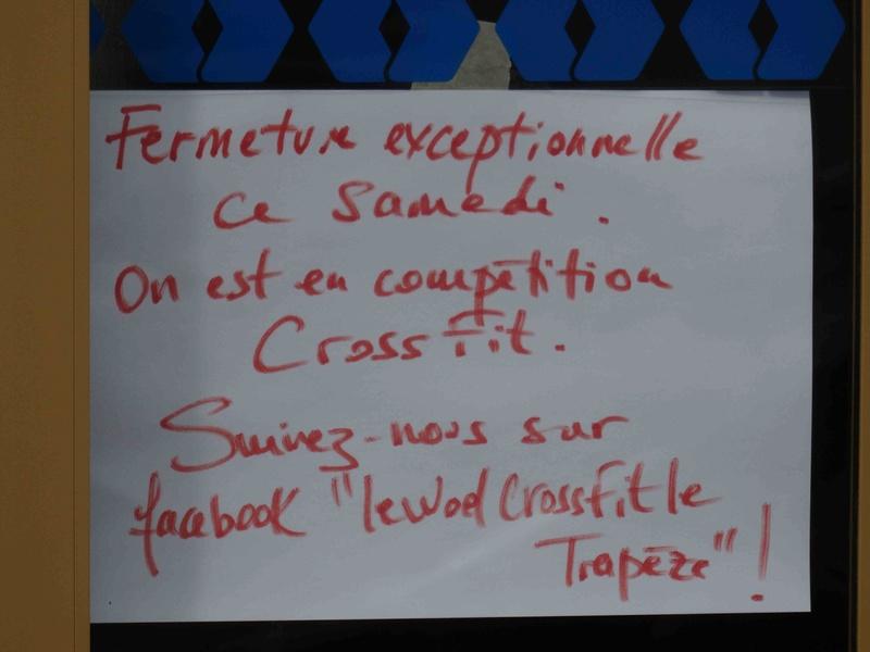 Salle de sport Le Wod - CrossFit Le Trapèze Dsc02310