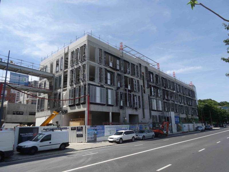 Immeuble GreenOffice en Seine (Meudon sur Seine) Dsc02543