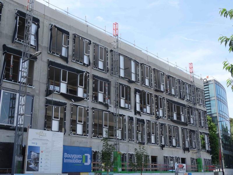 Immeuble GreenOffice en Seine (Meudon sur Seine) Dsc02544