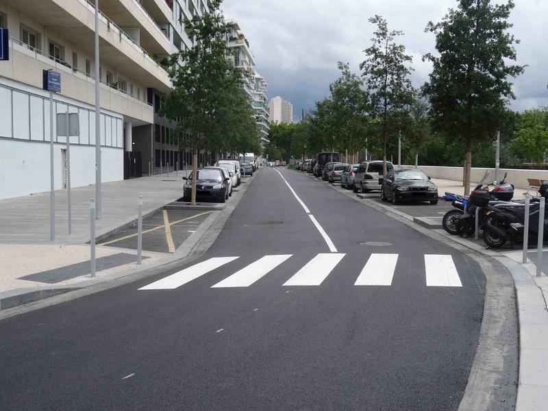 Avenue Pierre Lefaucheux Dsc02629