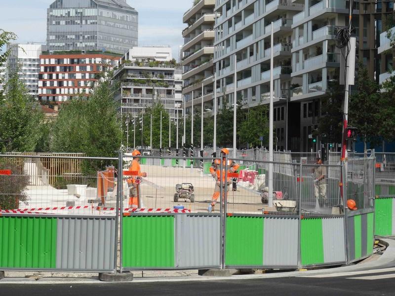 Avenue Pierre Lefaucheux Dsc02727
