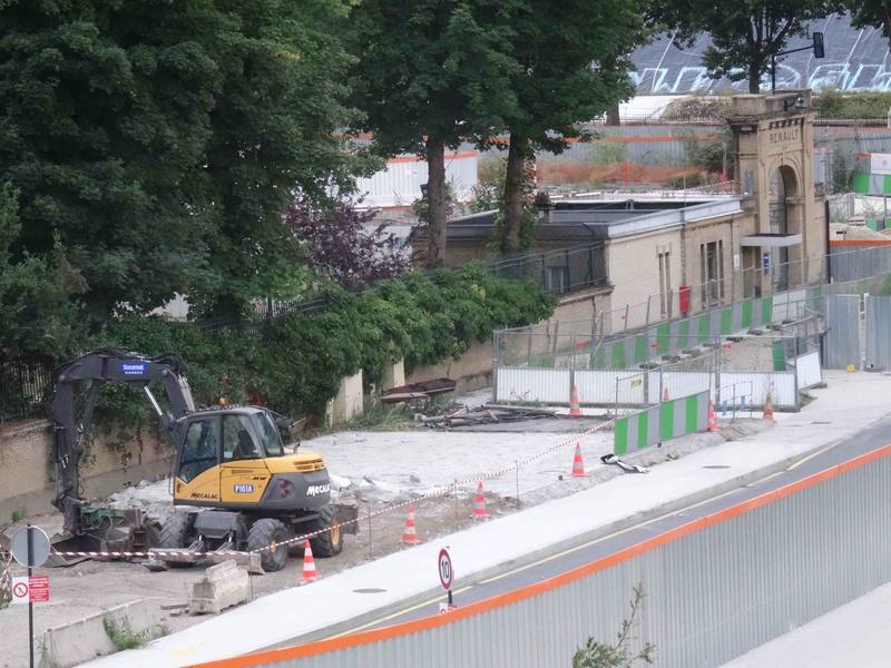 Avenue Emile Zola Dsc02766