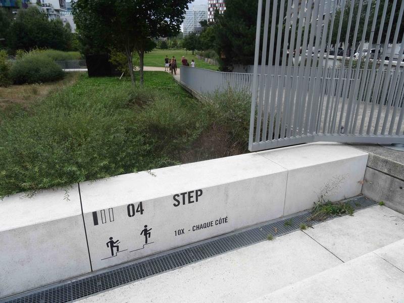 Parcours santé Parc de Billancourt Dsc02829