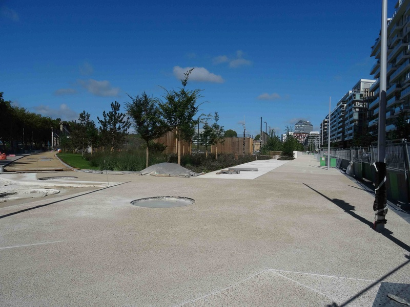 Avenue Pierre Lefaucheux Dsc03042