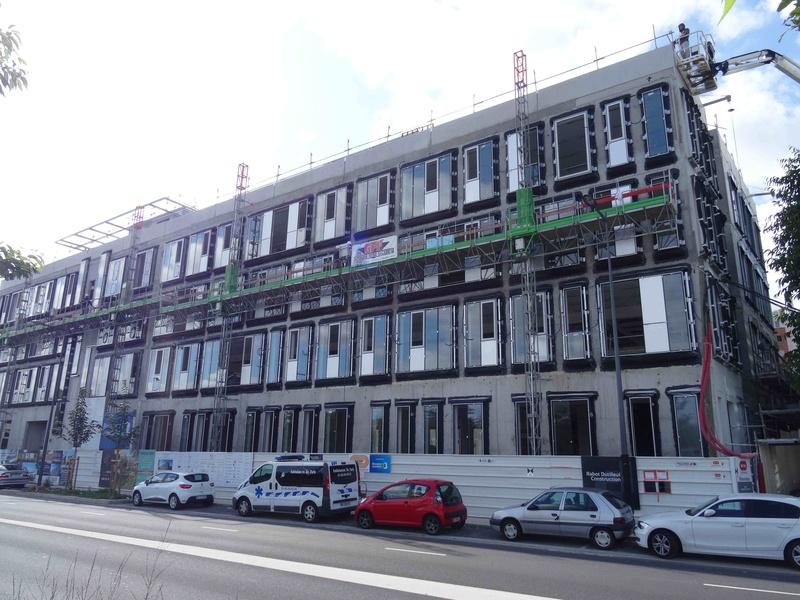 Immeuble GreenOffice en Seine (Meudon sur Seine) Dsc03117