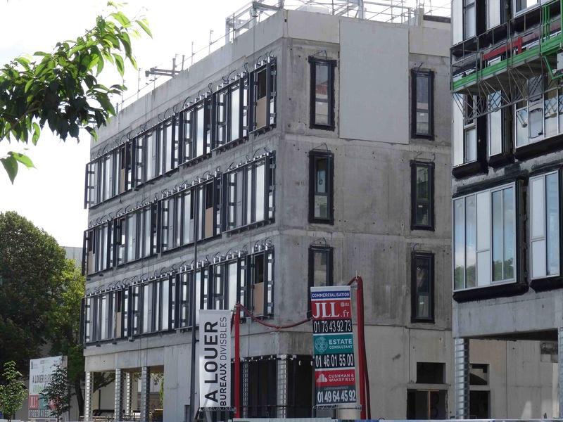 Immeuble GreenOffice en Seine (Meudon sur Seine) Dsc03119