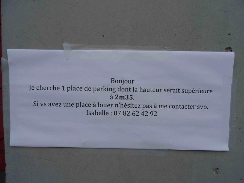 Location place de parking Dsc03210