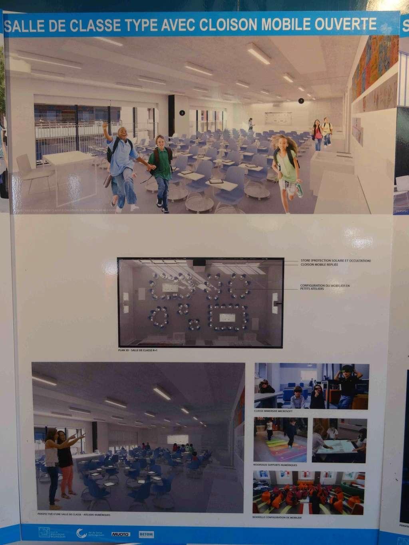 Groupe scolaire du numérique - macrolot M : informations et photos Dsc03244