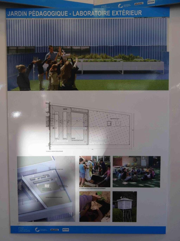 Groupe scolaire du numérique - macrolot M : informations et photos Dsc03245