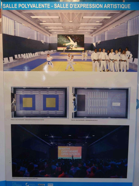 Groupe scolaire du numérique - macrolot M : informations et photos Dsc03246
