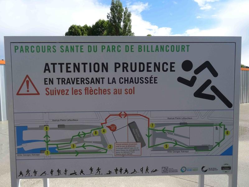 Parcours santé Parc de Billancourt Dsc03350