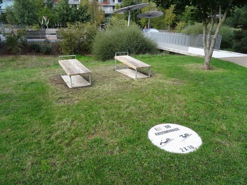 Parcours santé Parc de Billancourt Dsc03446