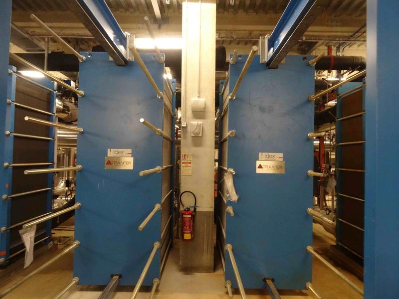 Installations Idex - Réseaux de chaud et de froid Dsc03615
