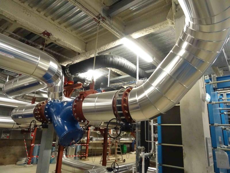 Installations Idex - Réseaux de chaud et de froid Dsc03620