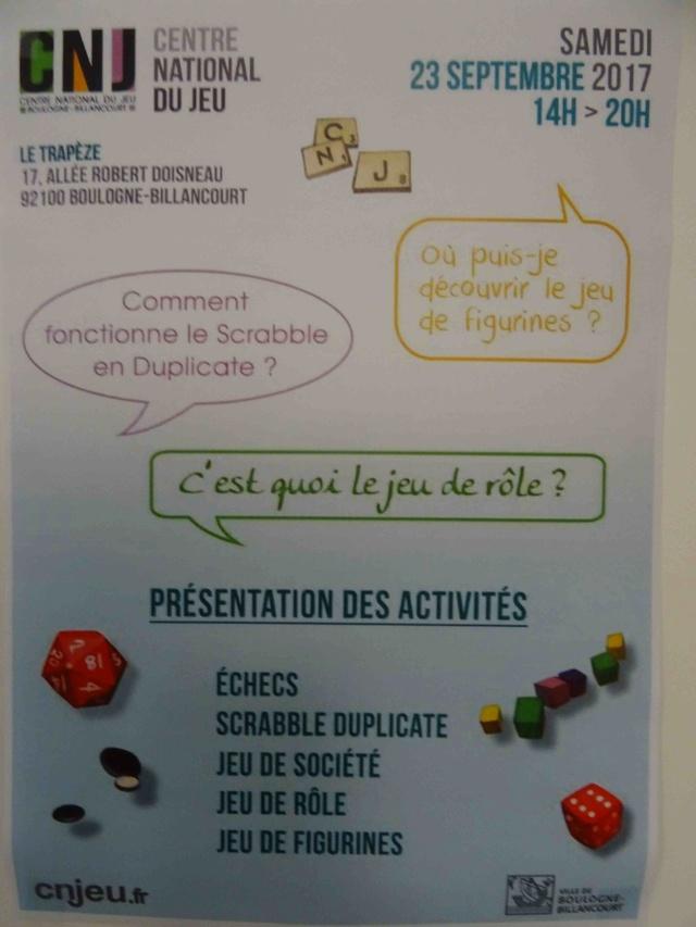 Centre Ludique de Boulogne-Billancourt (CLuBB) - Page 2 Dsc03630