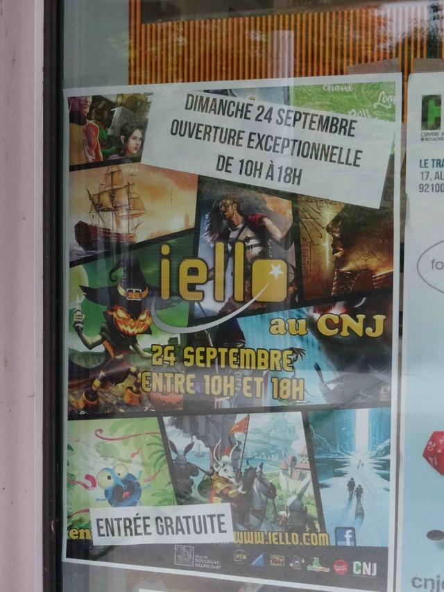 Centre Ludique de Boulogne-Billancourt (CLuBB) - Page 2 Dsc03733