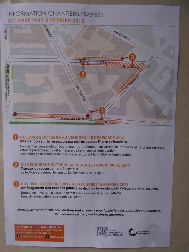 Avenue Pierre Lefaucheux Dsc03760