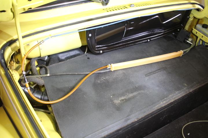Circuit de mise à air réservoir 1303 injection Img_3110