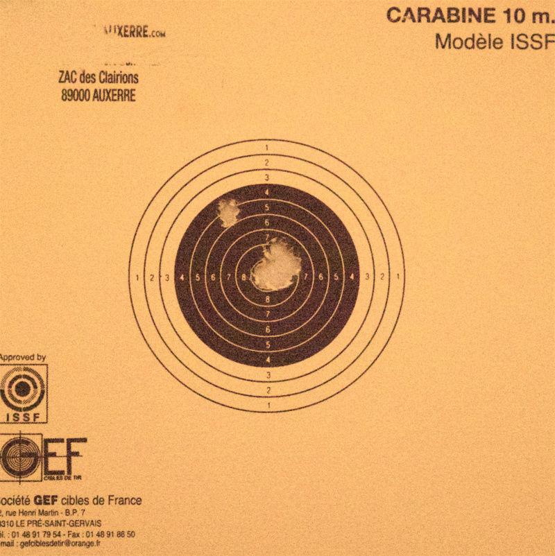 Walther LGV Challenger Ultra: 1er cartons! - Page 3 Captur10