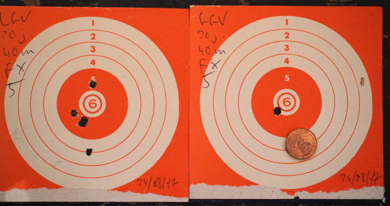 Walther LGV Challenger Ultra: 1er cartons! - Page 3 Dsc05119