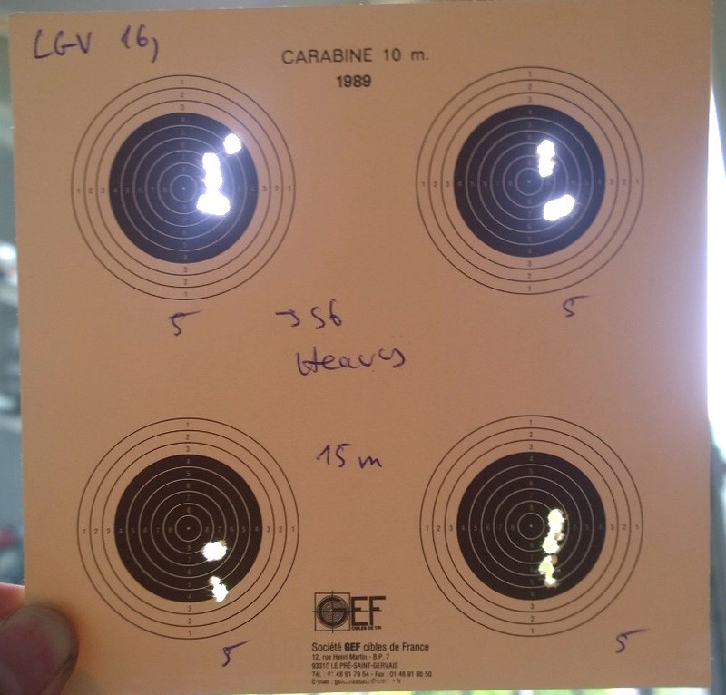 Walther LGV Challenger Ultra: 1er cartons! - Page 2 Wp_20111