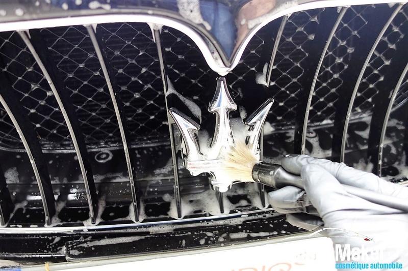 Detailing / Rénovation Maserati GranTurismo S Detail12
