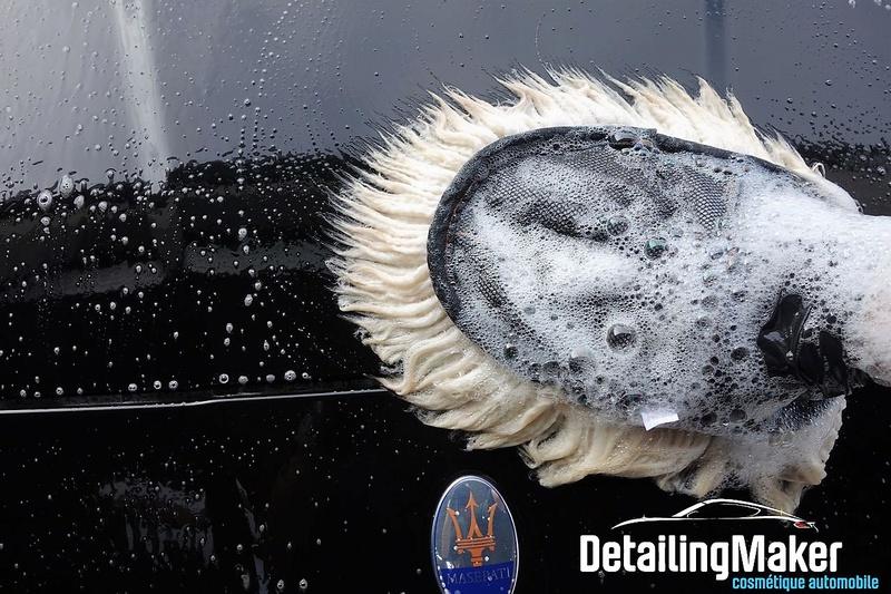 Detailing / Rénovation Maserati GranTurismo S Detail13