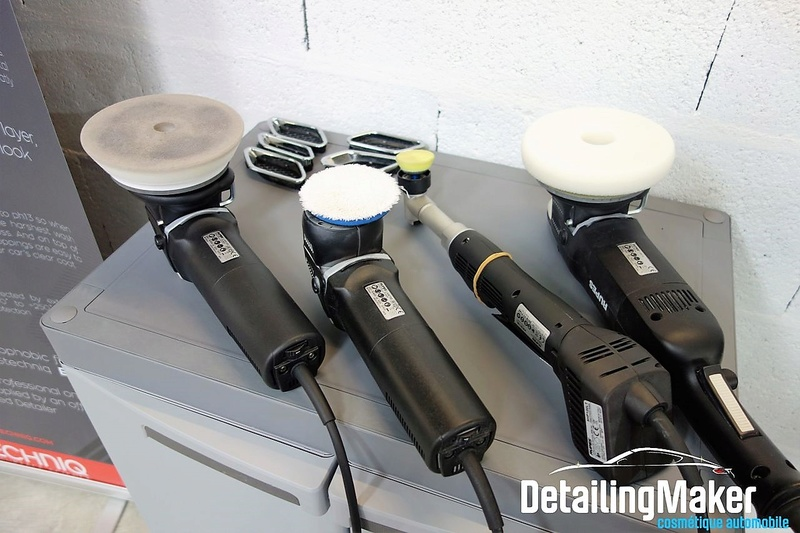 Detailing / Rénovation Maserati GranTurismo S Detail37